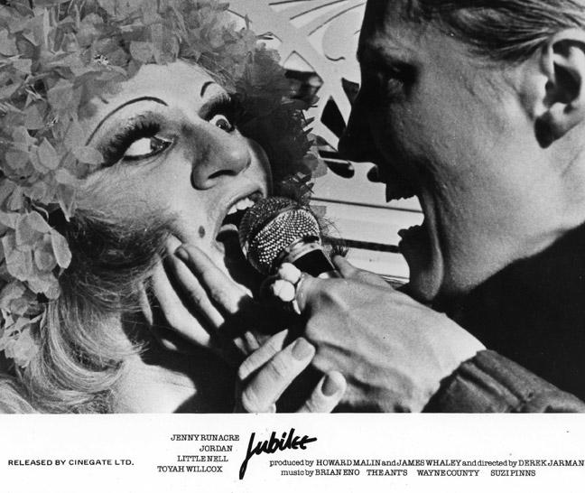 Bod – Jubilee – director Derek Jarman