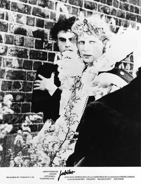 Elizabeth 1 – Jubilee – director Derek Jarman