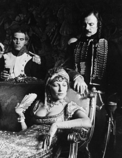 Madame de Lionne - the Duellists - with Harvey Keitell - director Ridley Scott